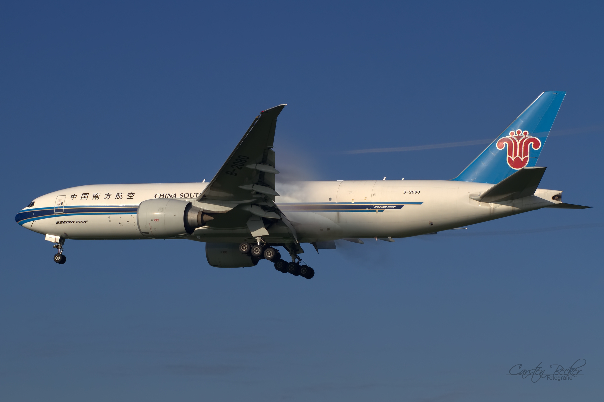 China Southern Airlines B777 B-2080
