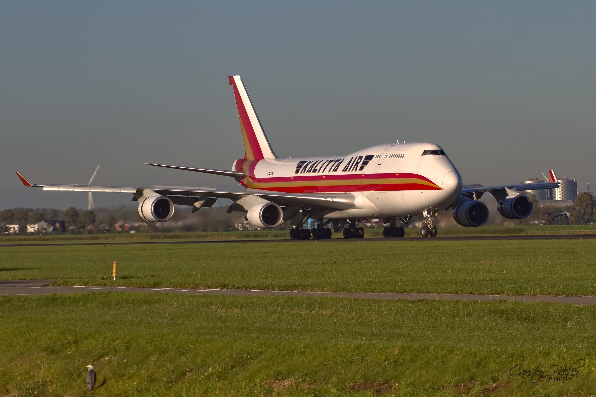 Kalitta AirB747 N741CK