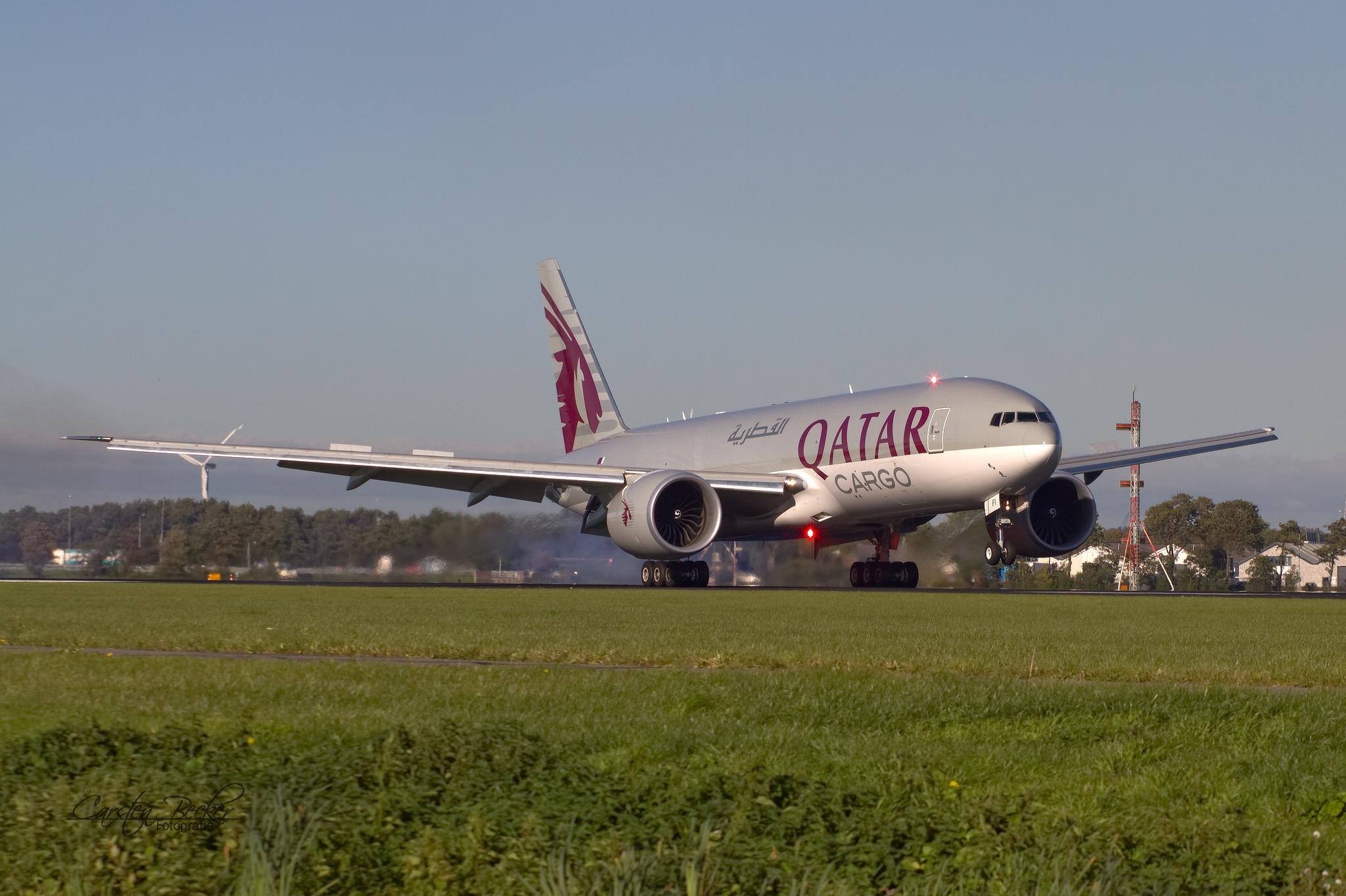 Qatar B777 A7-BFI