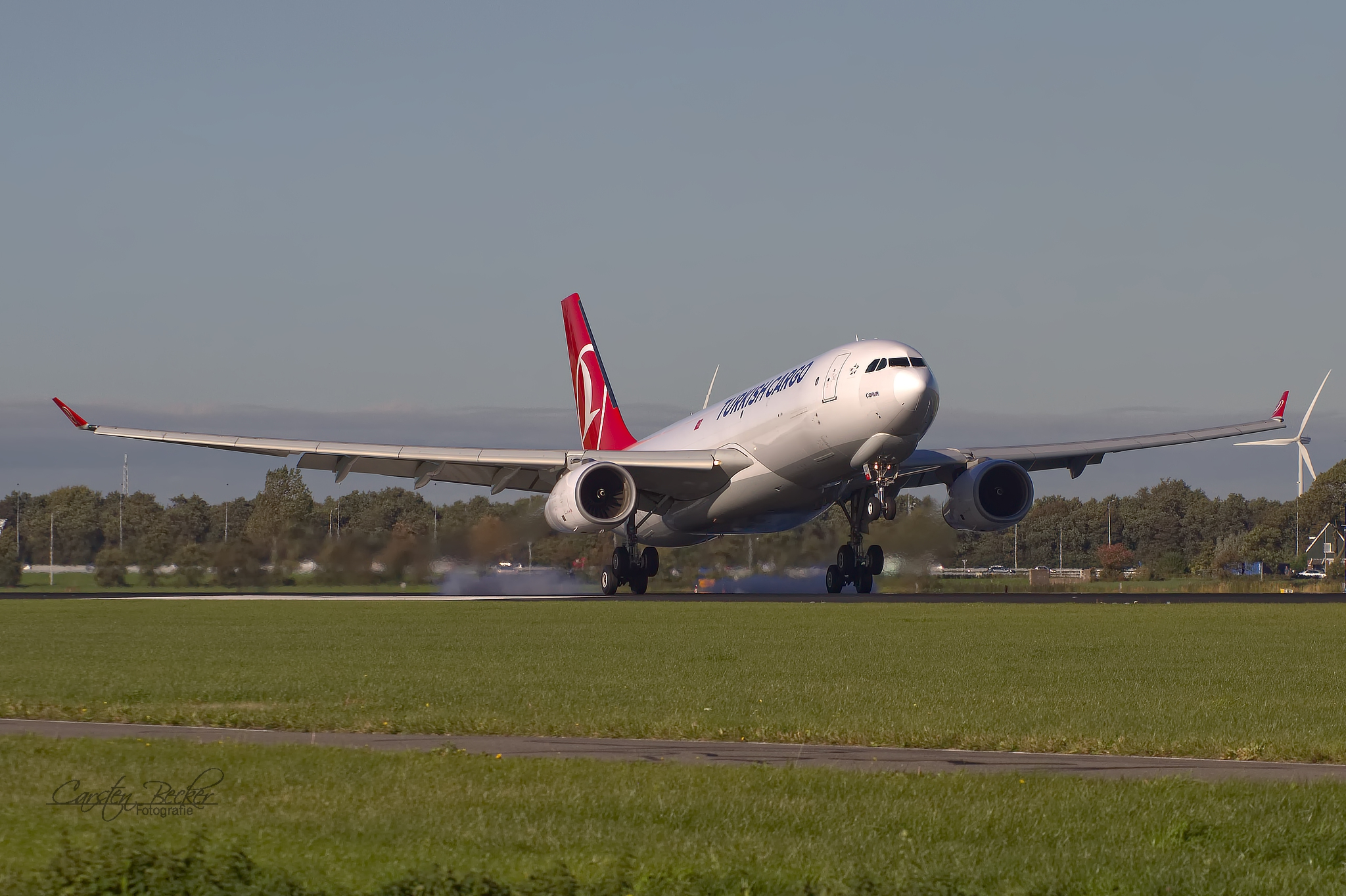 Turkish Airlines Cargo A330 TC-JOV